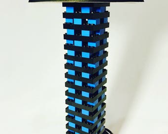 LEGO® Lamp - Black & Blue