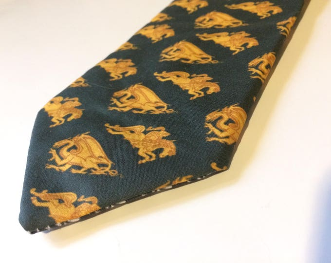 Knights and Horses Necktie