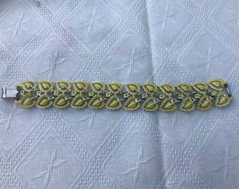 Jewelcraft Fifties Enamel Bracelet