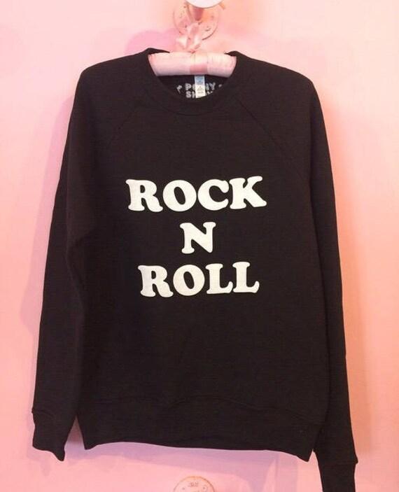 Rock N Roll Unisex Sweatshirt