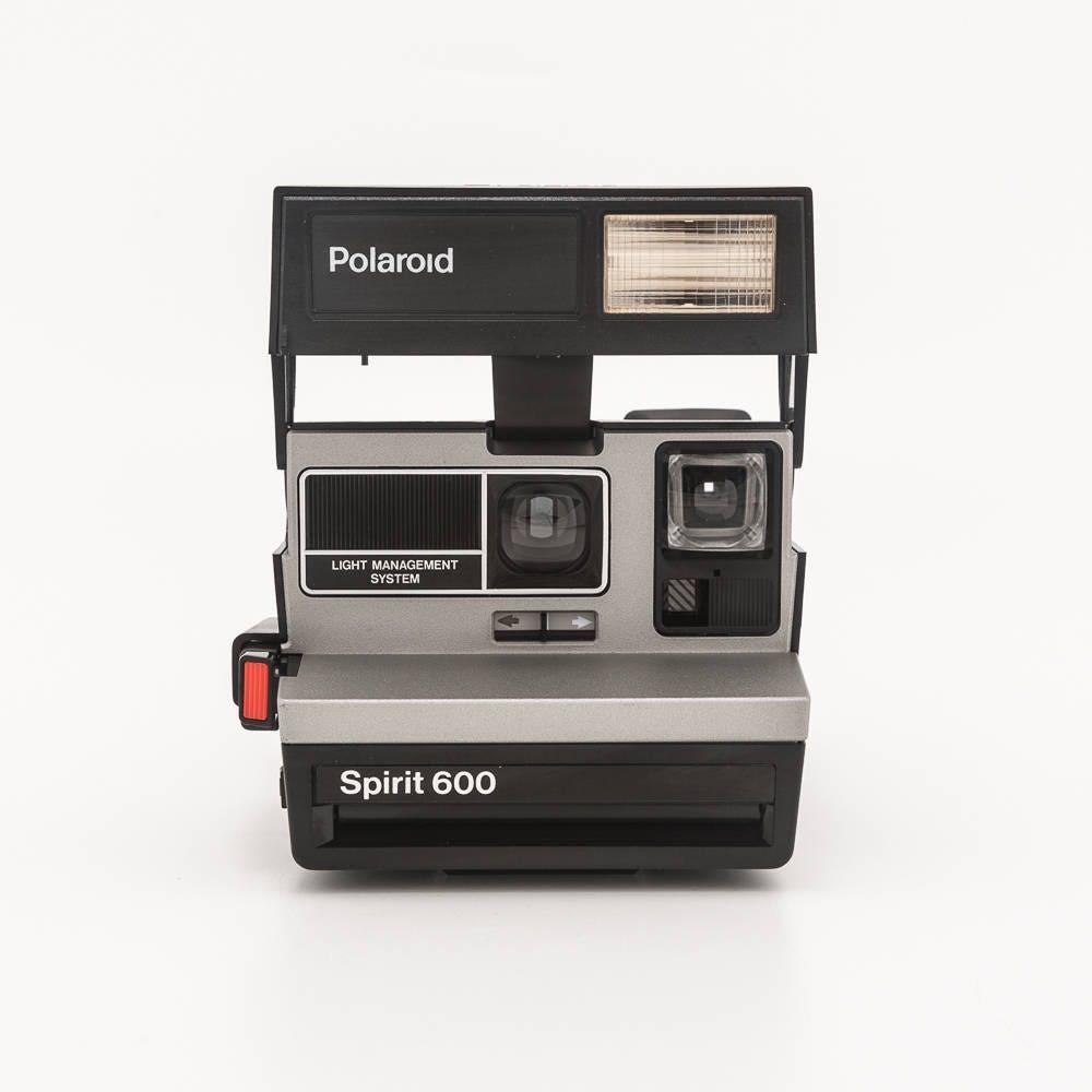 polaroid spirit 600 film tested working vintage 80s. Black Bedroom Furniture Sets. Home Design Ideas