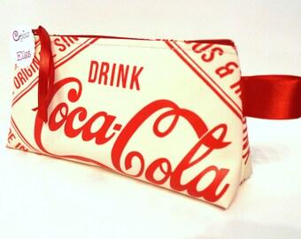 Trousse à crayons adolescents Coca