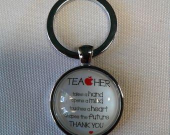 TEACHER GIFTS - Teacher Keychain