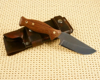 DR-4500 DP Fixed Blade Full Tang 1095 High Carbon Steel Knife