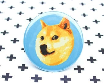 Moving SALE Memes, Funny, Doge, Geeky Gift, Nerdy Gift, Christmas Gift, Button, Magnet, Gift For Him, Stocking Stuffers, Birthday Gift,