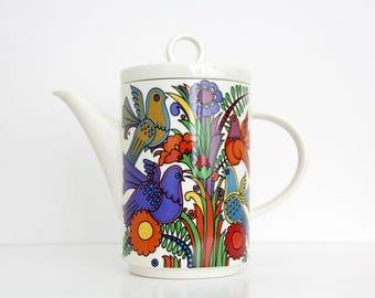 Villeroy & Boch Acapulco Teapot // Coffee Pot