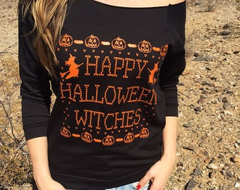 Halloween Sweater.