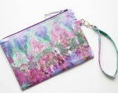 Hand Dyed Wristlet, Cotto...