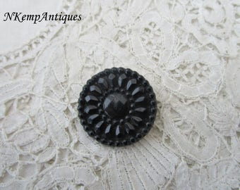 French jet button 1910