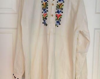 Mexican Wedding Shirt