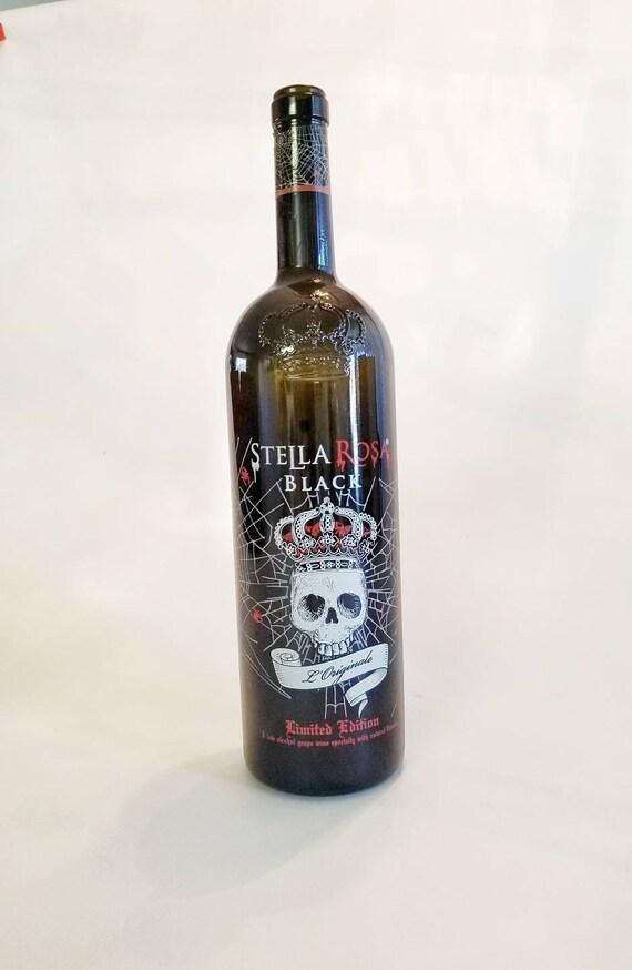 Large Stella Rosa Black Limited Edition L Originate