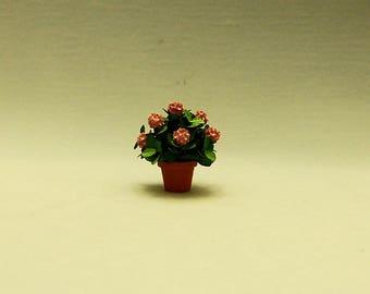 1/2 inch scale miniature-Hydrangea