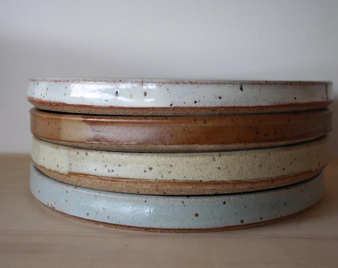 Custom Dinnerware set for Genna = KJ Pottery