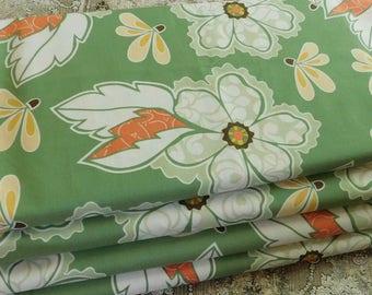 Fabric Napkins - Reversible Napkins - Floral Napkins - Eco Friendly Linen - Table Decor - Modern Table Decor - Eco Linen Napkins