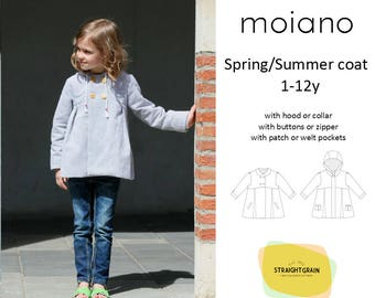 Moiano Summer coat