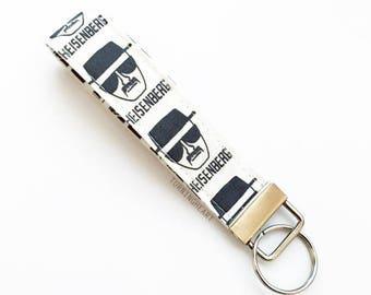 Heisenberg, Breaking Bad Key Fob, Chain