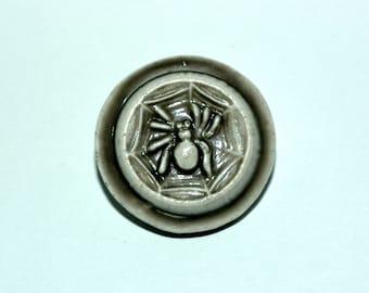 """Spider Button. Size 13/16"""" (21mm)"""