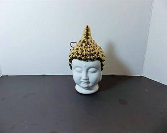 NEW Ceramic Buddha GC Naturals Fragrance Potpourri Sachet Holder Zen Hindu Spiritual Home Decor Gift