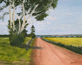 Grand River Lane - Print