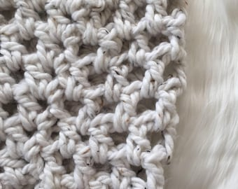 Chunky Cowl / Extra Large Cowl - Oversized Cowl / Winter Cowl / Crochet Cowl