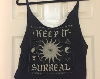 Summer Crop Tank Top