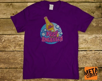 You Don't Mess with the Zohan - Fizzy Bubblech Movie T-shirt