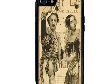 Dance Phone Case, Gypsy, Fortune Teller, iPhone 5 5s 6 6s 6+ 6s+ SE 7 7+ iPod Touch 5 6 Case, Plus