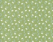 Farmer's Daughter - Bloom Toss  Grass by Vanessa Goertzen of Lella Boutique for Moda, 1/2 yard, 5051 15