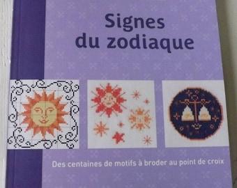 CROSS stitch and Cie zodiac signs