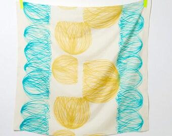 Nani IRO 2017 Fabric ~ Double Gauze Fabric ~ Nani IRO Chorus Green~ Japanese Fabric ~Kokka Fabric ~Naomi Ito ~ Quilt Fabric ~ Apparel Fabric