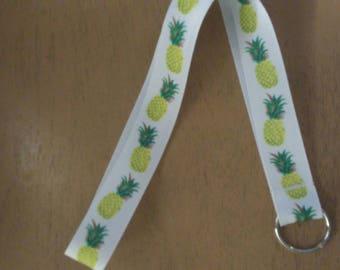 Pineapple Lanyard