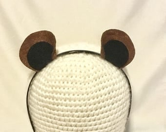 Puppy Dog Ears And Tail For Toddler