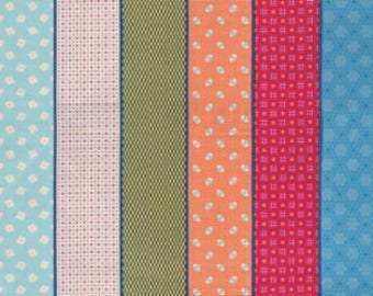 Lollies by Jen Kingwell - Sweetie Multi 1813011 - 1/2yd