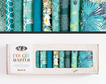 AGF Color Master - 10 FQs - Teal Thoughts