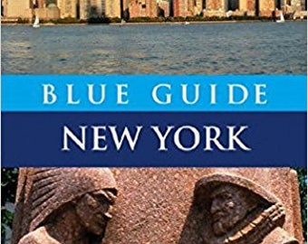 Blue Guide New York (Fourth Edition) (Blue Guides) - Paperback, 2008