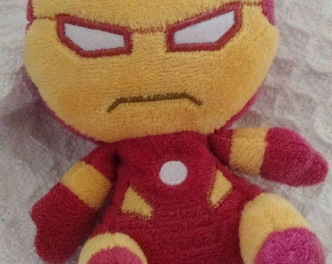5 inch Iron Man Mopeez Plush