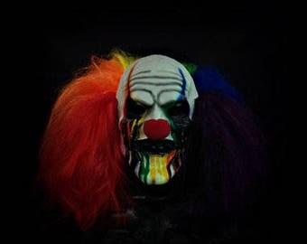 Sparky Clown Mask