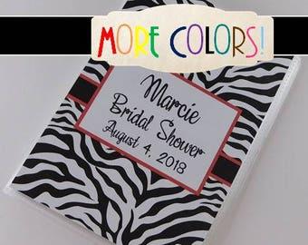 Photo Album Bachelorette Party Bridal Shower Gift Wedding Gift Anniversary Album Engagement Album Personalized Custom 4x6 or 5x7 picture 015