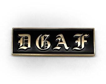 DGAF Pin