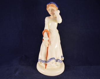 ROYAL DOULTON figurine Little Bo-Peep- HN3030 - Retired