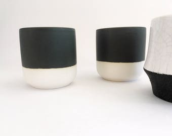 Vintage Votive Holders, Sake Cups