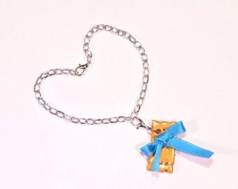 Dainty Mint bracelet