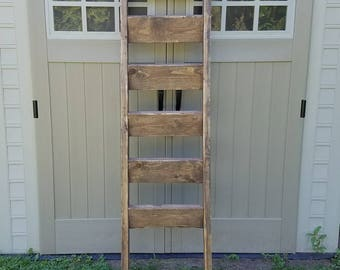 """6 ft x 20"""" Rustic shabby chic chunky special walnut (or custom stain/"""