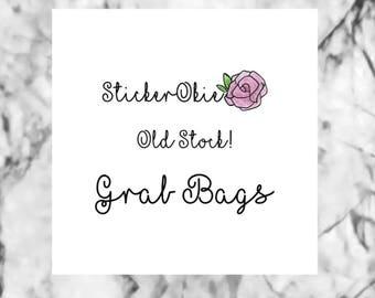 Grab bags 10 Random sheets- Old Stock