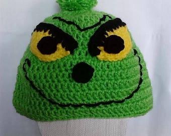 ON SALE Grinch Hat