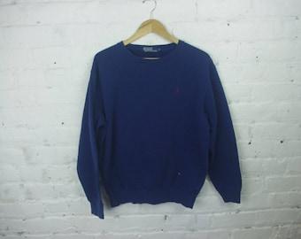 Polo Ralph Lauren sweatshirt crewneck 90s