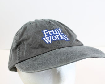 Fruit Works Strap hat cap