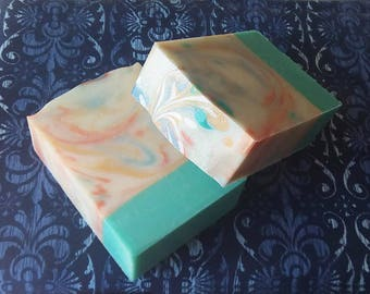 Moroccan Mint Tea Soap