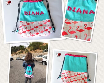 Drawstring bag / gym bag