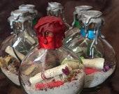 Custom Order for spell bottles